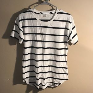 Madewell Stripe Shirt Brand new
